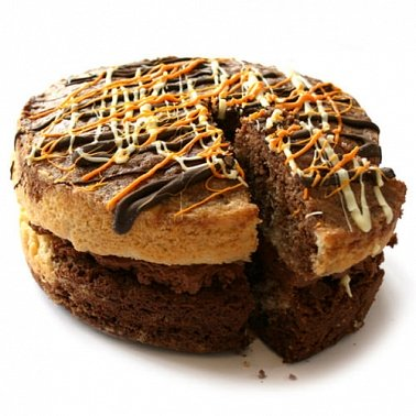 Chocolate Orange Sponge Cake delivery to UK [United Kingdom]