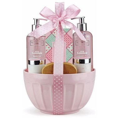 Pink Lemonade Mixing Bowl
