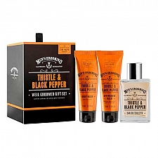 Mens Well Groomed Gift Set delivery UK
