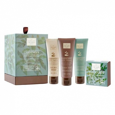 Gardener's Hand Therapy Gift Set Delivery to UK