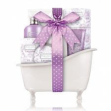 Lavender Mist Bath Tub delivery to UK