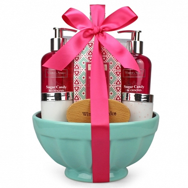 Sugar Candy and Blossoms Mixing Bowl Delivery UK