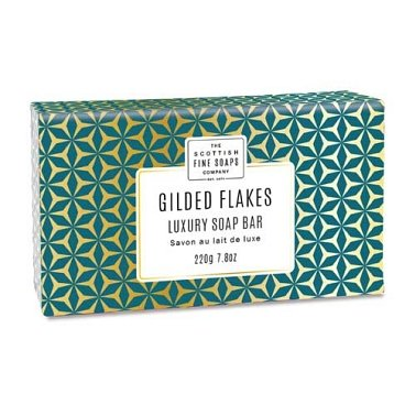 Gilded Flakes Luxury Soap delivery UK