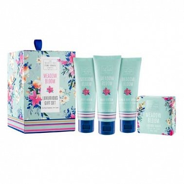 Meadow Bloom Luxurious Gift Set delivery UK