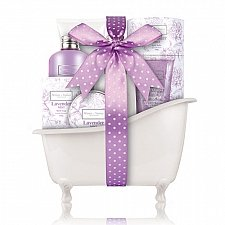 Lavender Mist Bath Tub delivery to UK