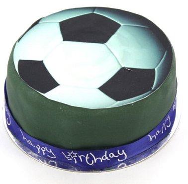 Football Celebration Cake delivery to UK [United Kingdom]