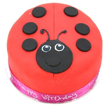 Lady Bird Cake delivery to UK [United Kingdom]