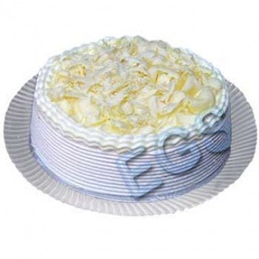 White Forest Cake From Serena Hotel Delivery To Pakistan