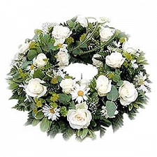 Funeral Wreath delivery to Kuwait