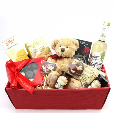 The Fresco Chocolate Hamper Delivery UK