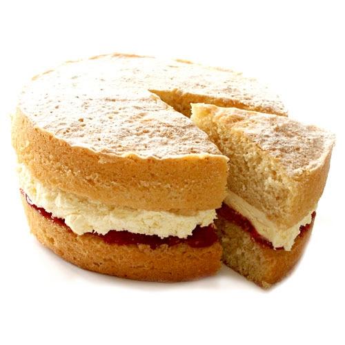 Victoria Sponge Cake Delivery By Post Sponge Cake Online