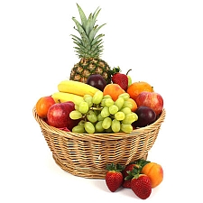 West End Fruit Basket delivery to UK [United Kingdom]