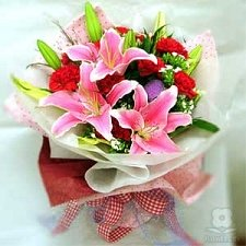 Carnations Sea flowers delivery to China