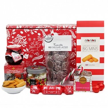 Twilight Christmas Hamper Delivery to UK