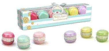 Luxurious Macaron Bath Fizzer Collection