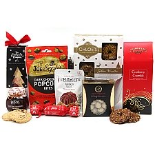Gourmet Christmas Treat Hamper Delivery to UK