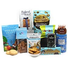 Afternoon Nibbles Hamper Delivery UK