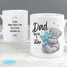 Personalised Me To You Dad Youre A Star Mug