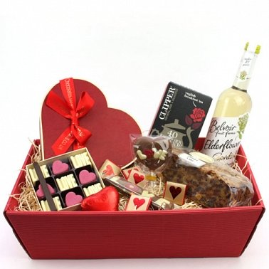 The Boulevard Chocolate Hamper Delivery UK