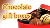 Send Chocolate gift hampers to UK